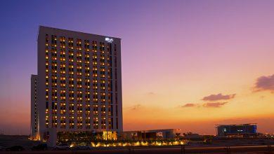 صورة افتتاح فندق ألوفت معيصم دبي