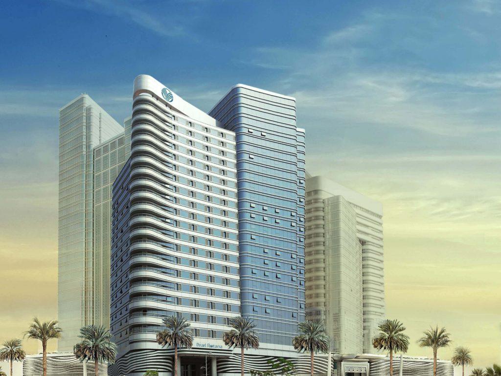 فندق بيرل روتانا في أبوظبي