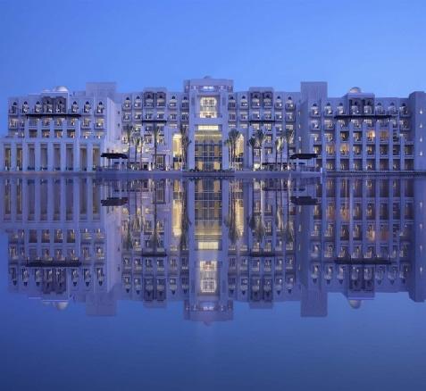 فندق وسبا القرم الشرقي بإدارة أنانتارا، أبوظبي