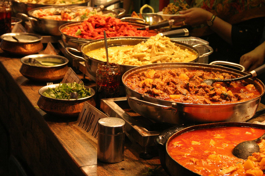 مطعم-قصر-الهند