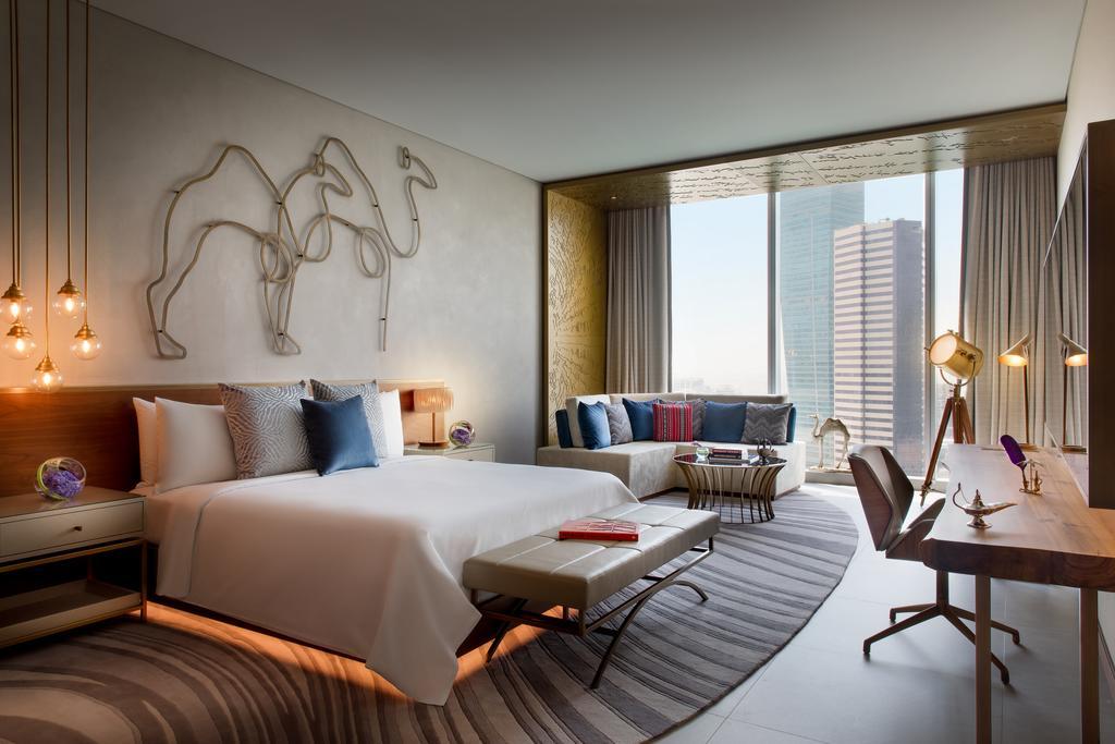 نظرة على فندق رينيسانس داون تاون دبي