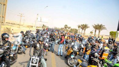 صورة مهرجان رأس الخيمة للدراجات النارية في عام زايد