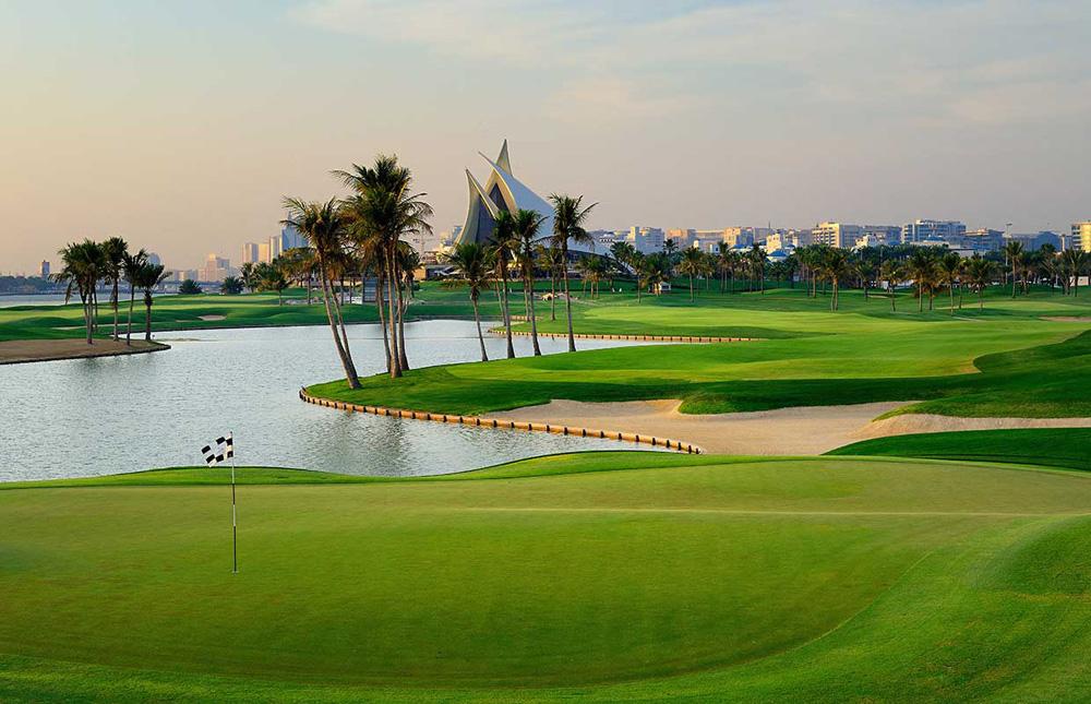 نادي دبي للغولف