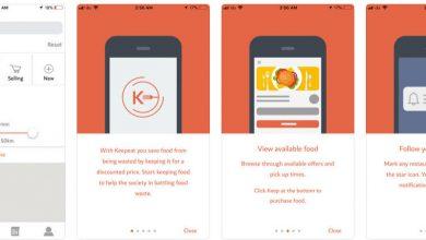 Photo of نظرة على تطبيق Keepeat لتقليل من هدر الطعام في الإمارات