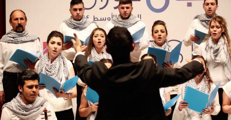 مهرجان كورال الشرق الأوسط في دبي أوبرا