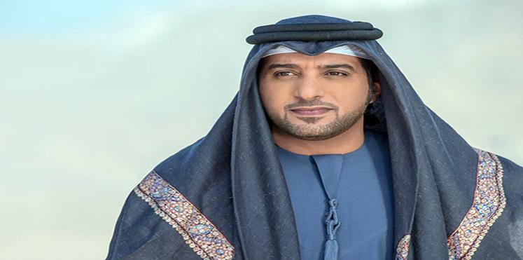 عيضة المنهالي يشارك في مهرجان أم الإمارات