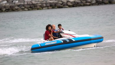 معرض دبي العالمي للقوارب