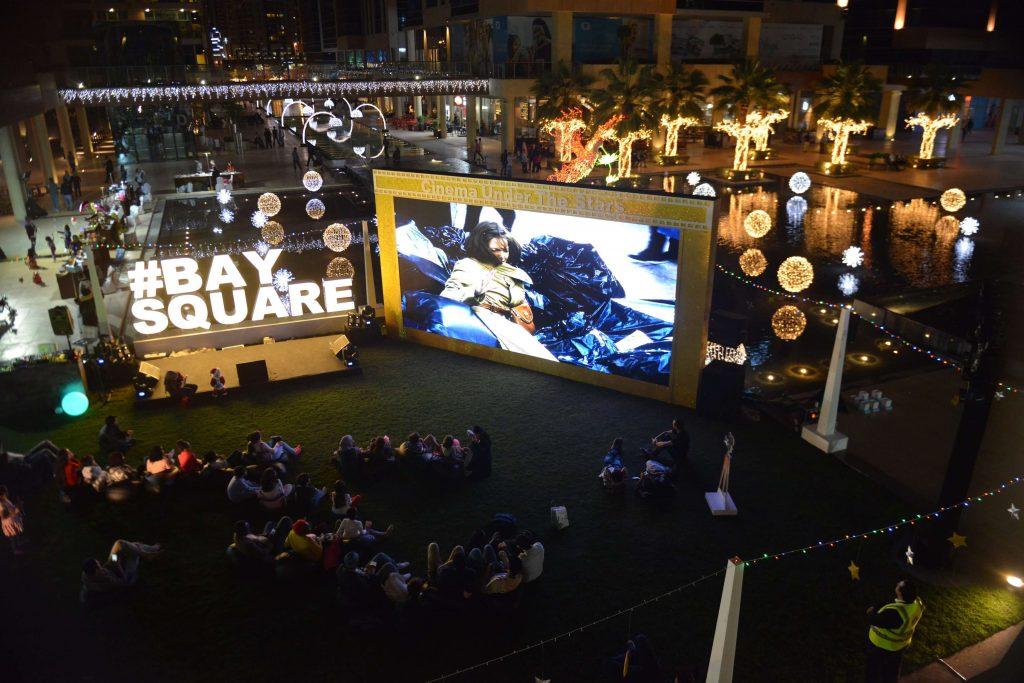 أمسية خاصة للأبطال الخارقين في باي سكوير