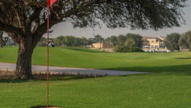 صورة جولف القدم في نادي المرابع العربية للجولف