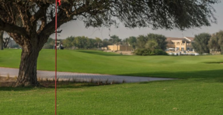 جولف القدم في نادي المرابع العربية للجولف