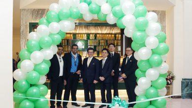صورة متجر حلويات موروزوف الجديد في دبي