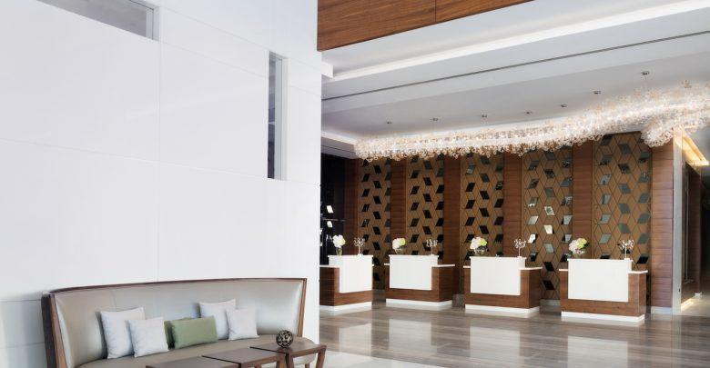 افتتاح فندق راديسون بلو واجهة دبي المائية