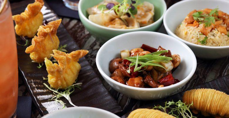 قائمة طعام جديدة من مايدن شنغهاي