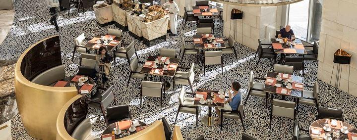 ديونز كافي، فندق شانغريلا،