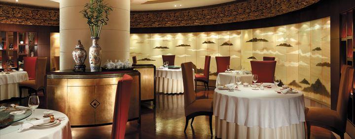 ماستر يم تشا في مطعم شانغ بالاس