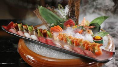 صورة ليلة أوني إليت في المطعم الياباني أوني