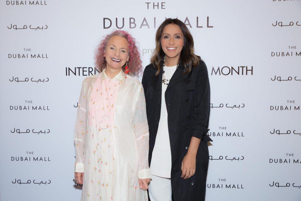 فعاليات الشهر العالمي للمرأة في دبي مول