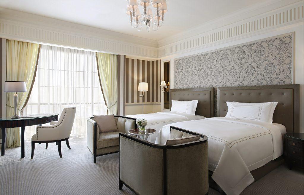 عروض حصرية وحسومات من فندق سانت ريجيس دبي