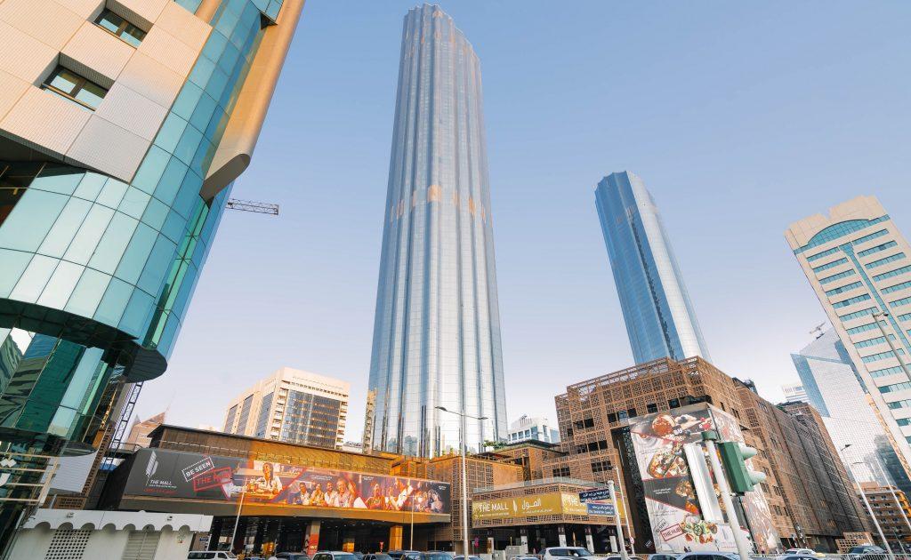 المول في المركز التجاري العالمي أبوظبي