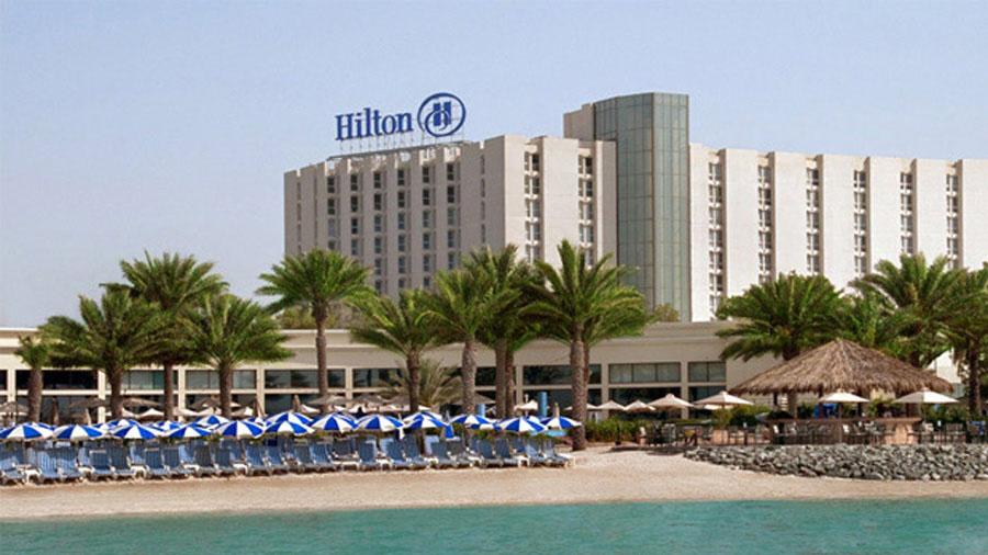 فندق هيلتون أبوظبي