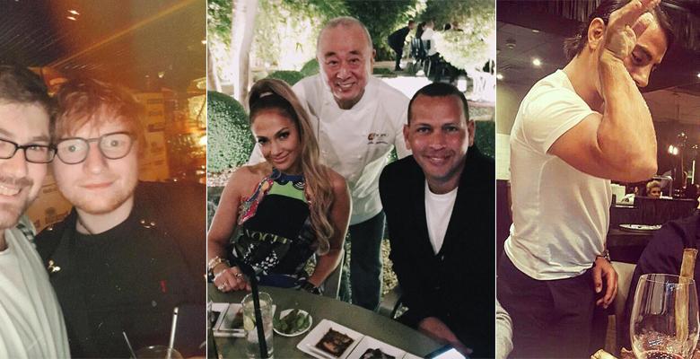 10 مطاعم و بارات معتمدة من قبل المشاهير في دبي