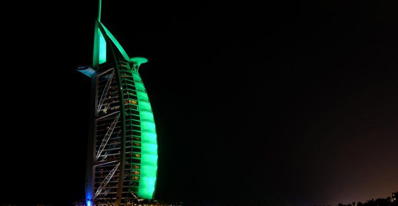 الإمارات العربية المتحدة تحتفل باليوم الوطني الأيرلندي