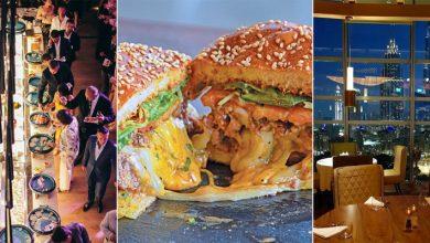 Photo of أحدث 3 مطاعم تقدم وجبات غذائية تستحق التجربة