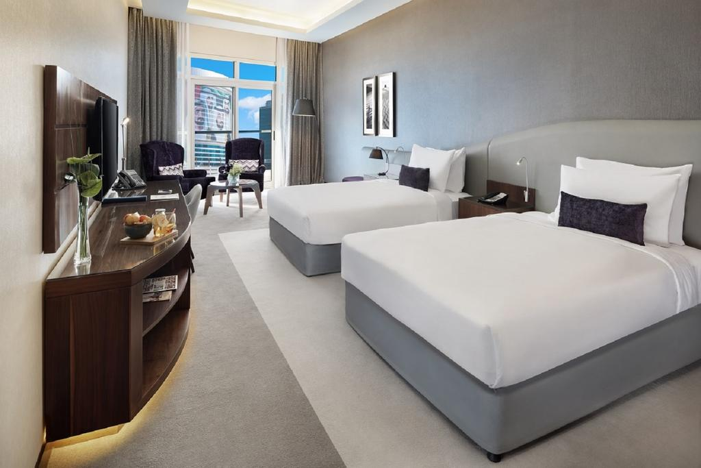 فندق راديسون بلو دبي ووترفرونت