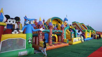 صورة مهرجان مفتوح للأطفال في عَ البحر بكورنيش أبوظبي