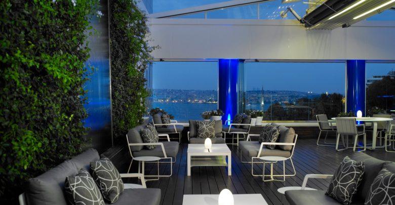 فندق ريتز كارلتون اسطنبول