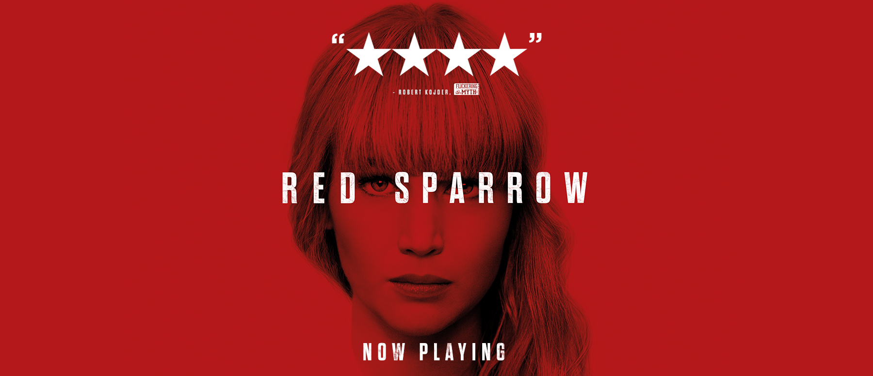 فيلم RED SPARROW