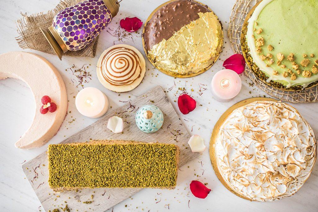 تشكيلة الحلويات الرمضانية من روتس باي بارلور