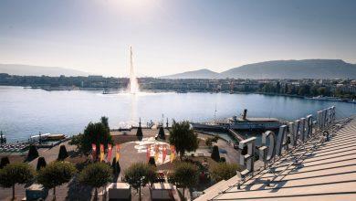 عروض فندق بوريفاج للسياحة الحلال في جنيف