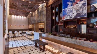 مطعم بوليفارد كيتشن في فندق منزل وسط المدينة