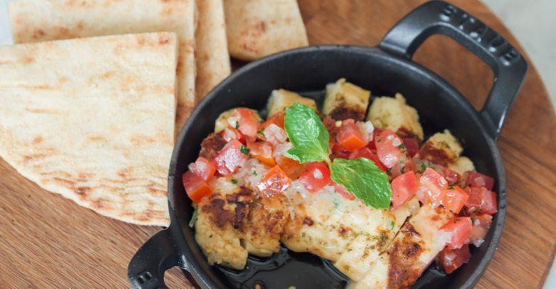 أطباق فطور جديدة في مطعم ديموزيل باي غالفن