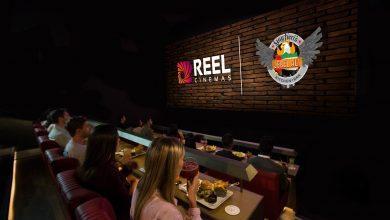 صورة أول مطعم سينمائي بالشرق الأوسط في دبي