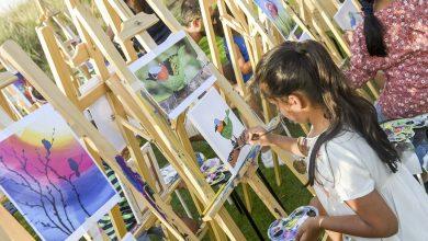 صورة ختام فعاليات عطلة نهاية الأسبوع في دبي هيلز