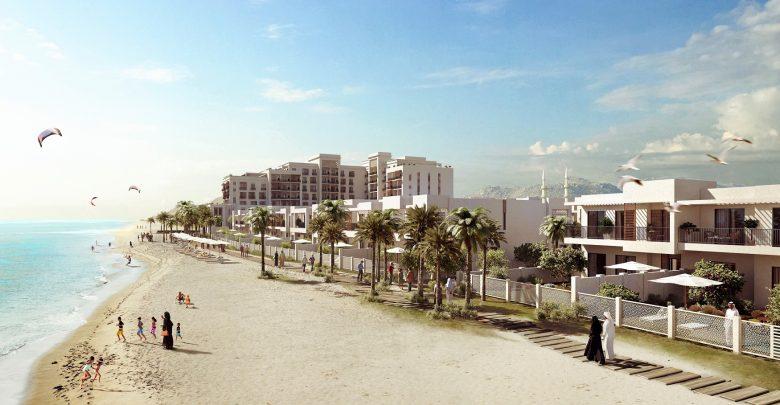 المجمع السكني الوحيد في الفجيرة المطل مباشرة على الشاطئ