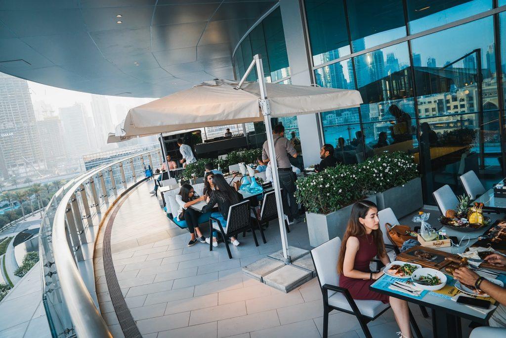 افتتاح هوكا آند ذي ماركت في دبي مول