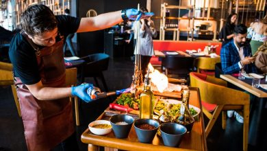 Photo of مجموعة جديدة من وجهات الطعام في دبي مول