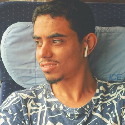 المؤثر السعودي عبد الله السبع