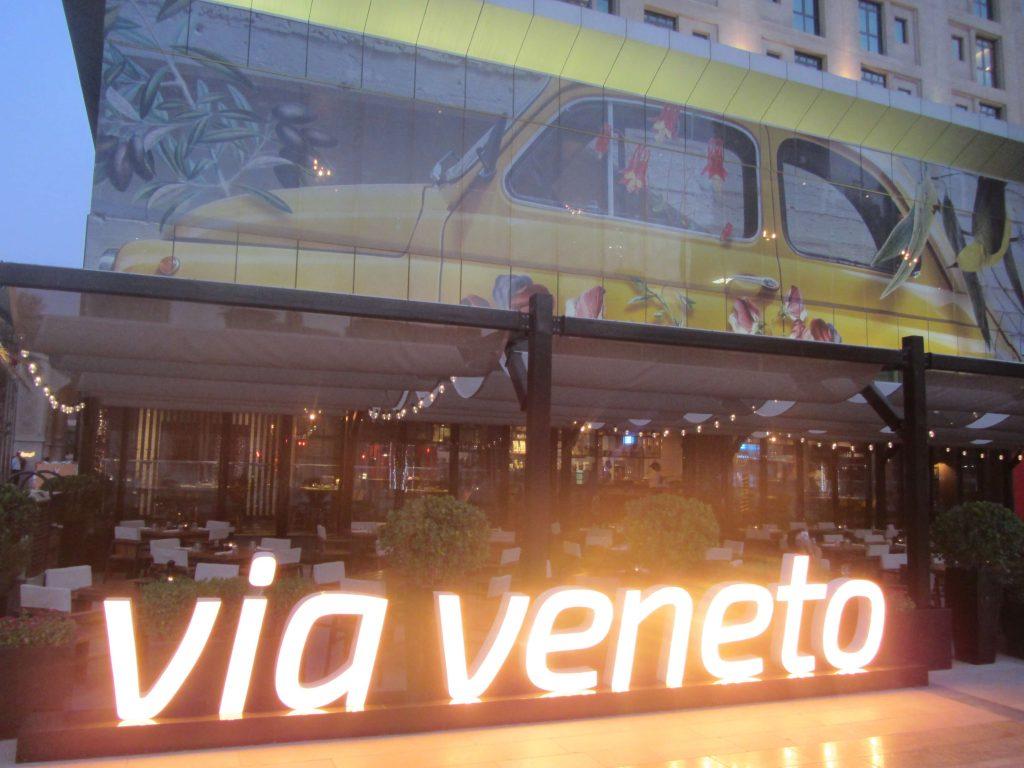 مطعم فيا فينيتوVia Veneto
