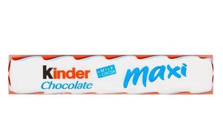 شوكولاتة كيندر