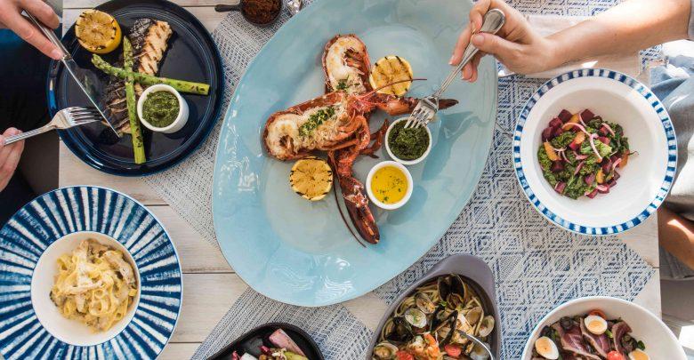 أوقات عمل مطعم ريفيرا سيفود جريل في شهر رمضان
