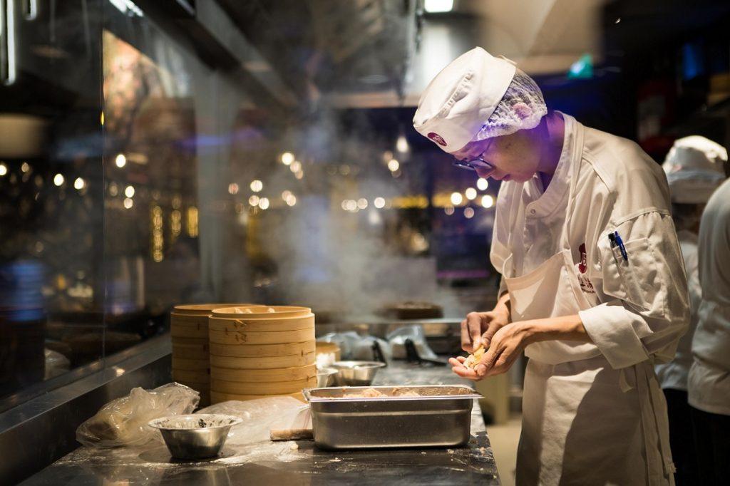 مجموعة جديدة من وجهات الطعام في دبي مول