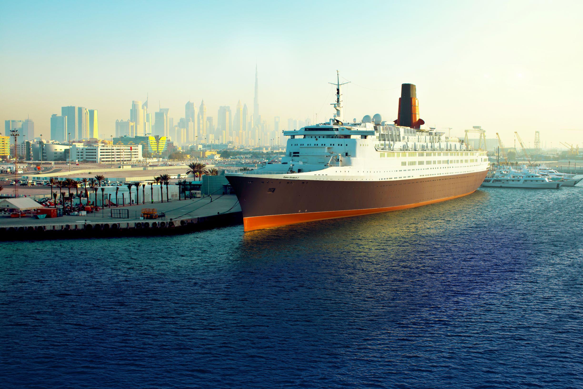سفينة كوين إليزابيث 2 كيو إي تو