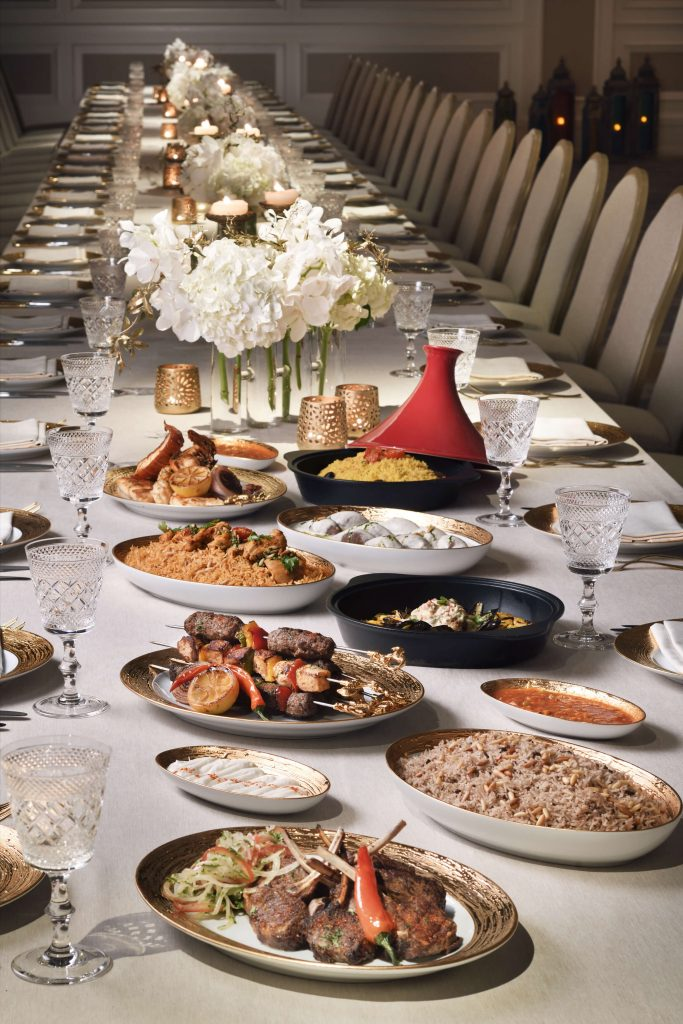 عروض شهر رمضان من العنوان بوليفارد