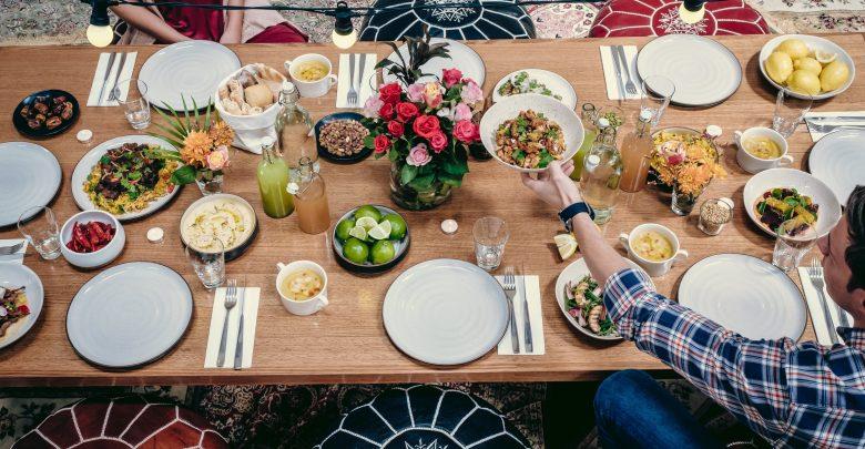ليالي رمضان في مطعم ديش