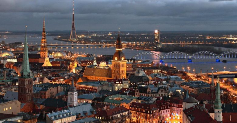 السياحة في لاتيفيا