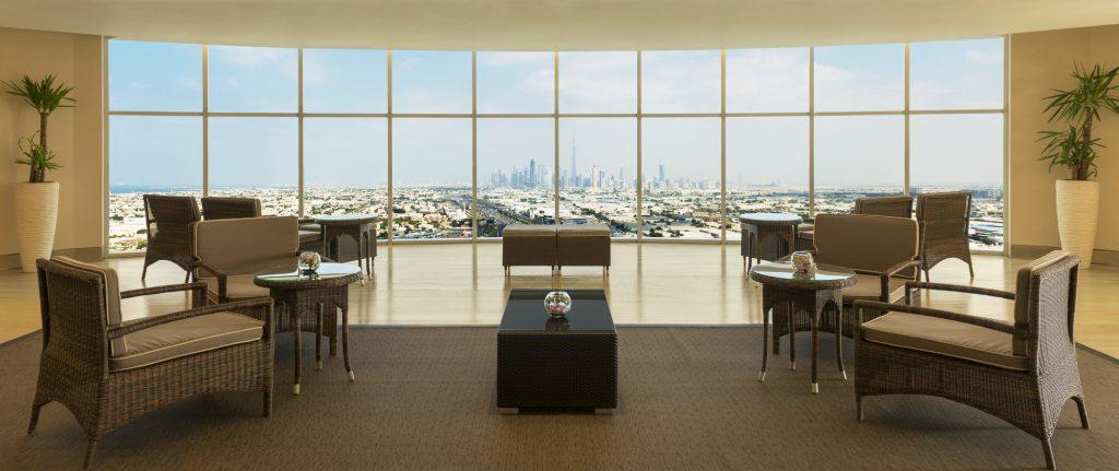 عروض شهر مايو في فندق شيراتون دبي مول الإمارات